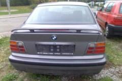 BMW 3 sērijas E36 sedana foto attēls 6