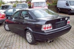 BMW 3 sērijas E36 sedana foto attēls 7