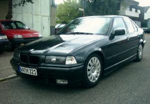 BMW 3 sērija 1991 foto attēls
