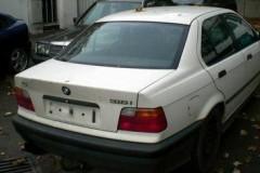 BMW 3 sērijas E36 sedana foto attēls 8