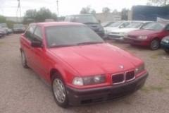 BMW 3 sērijas E36 sedana foto attēls 14