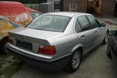 BMW 3 sērijas E36 sedana foto attēls 4