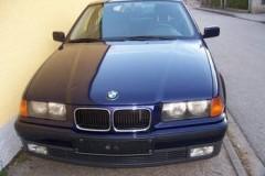 BMW 3 sērijas E36 sedana foto attēls 10