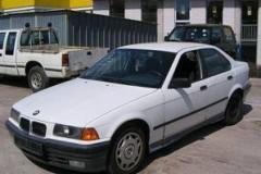 BMW 3 sērijas E36 sedana foto attēls 13