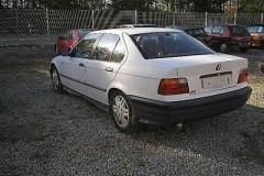 BMW 3 sērijas E36 sedana foto attēls 1