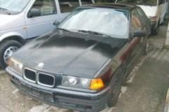 BMW 3 sērijas E36 sedana foto attēls 11