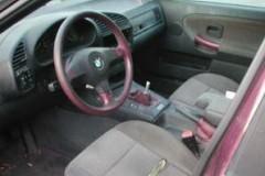 BMW 3 sērijas E36 sedana foto attēls 12