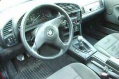BMW 3 sērijas E36 sedana foto attēls 18