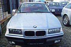 BMW 3 sērijas E36 kupejas foto attēls 21