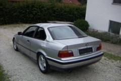 BMW 3 sērijas E36 kupejas foto attēls 19