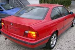 BMW 3 sērijas E36 kupejas foto attēls 8