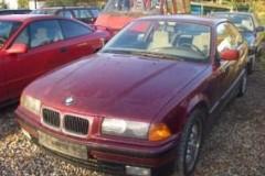 BMW 3 sērijas E36 kupejas foto attēls 15