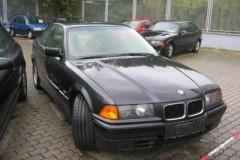 BMW 3 sērijas E36 kupejas foto attēls 5
