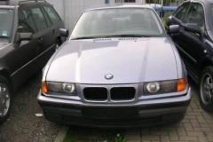 BMW 3 sērijas E36 kupejas foto attēls 4