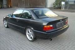 BMW 3 sērijas E36 kupejas foto attēls 18