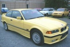 BMW 3 sērijas E36 kupejas foto attēls 17