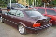 BMW 3 sērijas E36 kupejas foto attēls 13