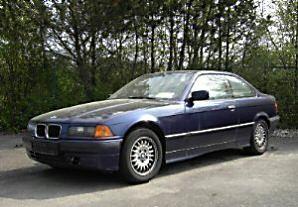 BMW 3 sērija 1992 foto attēls