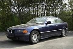 BMW 3 sērijas E36 kupejas foto attēls 14