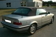 BMW 3 sērijas E36 kabrioleta foto attēls 16