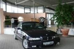 BMW 3 sērijas E36 kabrioleta foto attēls 15