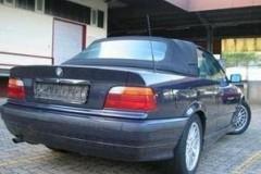 BMW 3 sērijas E36 kabrioleta foto attēls 14