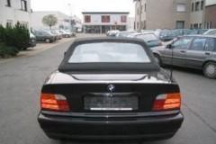 BMW 3 sērijas E36 kabrioleta foto attēls 5