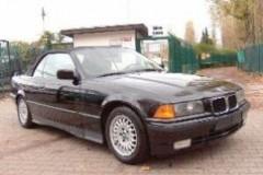 BMW 3 sērijas E36 kabrioleta foto attēls 17