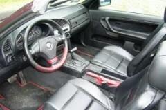 BMW 3 sērijas E36 kabrioleta foto attēls 18