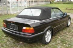 BMW 3 sērijas E36 kabrioleta foto attēls 4