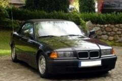 BMW 3 sērijas E36 kabrioleta foto attēls 19