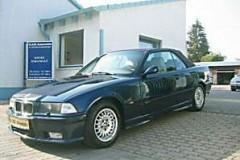 BMW 3 sērijas E36 kabrioleta foto attēls 20