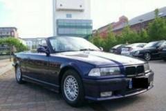 BMW 3 sērijas E36 kabrioleta foto attēls 21