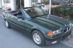 BMW 3 sērijas E36 kabrioleta foto attēls 13