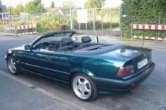BMW 3 sērijas E36 kabrioleta foto attēls 6