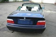 BMW 3 sērijas E36 kabrioleta foto attēls 7