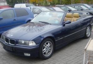 BMW 3 sērija 1993 foto attēls
