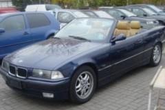 BMW 3 sērijas E36 kabrioleta foto attēls 8