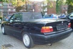 BMW 3 sērijas E36 kabrioleta foto attēls 3