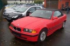 BMW 3 sērijas E36 kabrioleta foto attēls 9