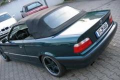 BMW 3 sērijas E36 kabrioleta foto attēls 1