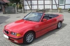 BMW 3 sērijas E36 kabrioleta foto attēls 10