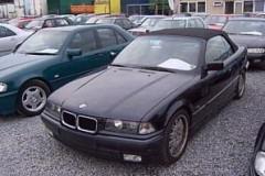 BMW 3 sērijas E36 kabrioleta foto attēls 11