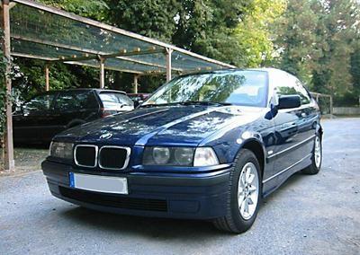 BMW 3 sērija 1994 foto attēls