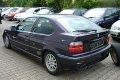 BMW 3 sērijas E36 hečbeka foto attēls 16