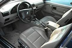 BMW 3 sērijas E36 hečbeka foto attēls 11