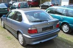 BMW 3 sērijas E36 hečbeka foto attēls 6