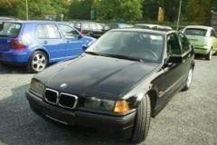 BMW 3 sērijas E36 hečbeka foto attēls 19