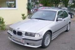 BMW 3 sērijas E36 hečbeka foto attēls 18