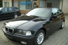 BMW 3 sērijas E36 hečbeka foto attēls 15